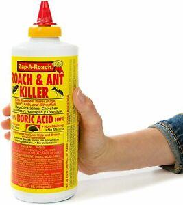 1 x Insect Ant Roach Flea & Bug Killer, 1 Lb Powder Zap-A-Roach