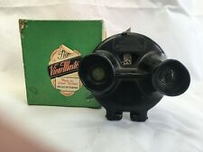 Vintage Black View-Master in Box - Made in Salford Lancaster England