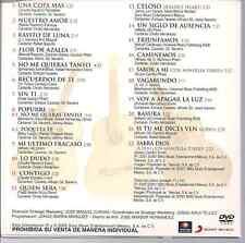 rare 80's DVD PROMO ONLY Los Panchos RAYITO DE LUNA nuestro amor NO ME QUIERAS..