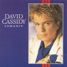 DAVID CASSIDY - CD - ROMANCE