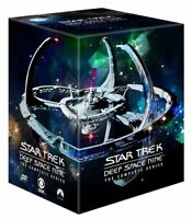 Star Trek: Deep Space Nine  The Complete Series 1-7 (DVD, 2017, 47-Disc Set) NEW