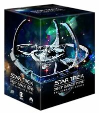 Star Trek: Deep Space Nine - The Complete Series (DVD, 2017, 48-Disc Set