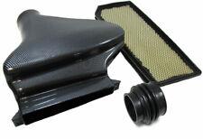 Luftfilter Airbox Air Intake Carbon Look Ram Air für VW Golf 5 GTI 03-08