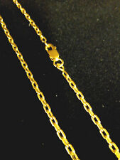 Chain Chain Yellow Gold 18 carats-750/1000 Gold 60cm