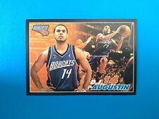 2009-10 Panini NBA Basketball n.129 D.J. Augustin Charlotte BOBCATS