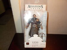 NECA ASSASSIN'S CREED BROTHERHOOD EZIO ONYX ASSASSIN NEW L@@K