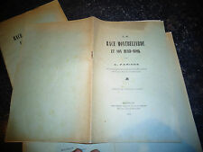 Livret 1923 LA RACE MONTBELIARDE et son HERD BOOK ( Bovin Vache )