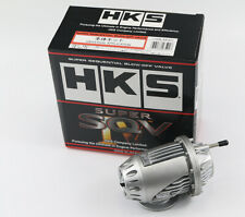 NEW HKS UNIVERSAL TURBO SSQV IV BOV 4 SILVER SQV BLOW OFF VALVE