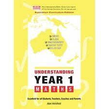 Understanding Year 1 Maths: Australian Curriculum Edition (New!)