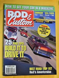 ROD & CUSTOM MAGAZINE - DECEMBER 2000