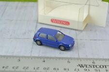 Wiking 0570222 Volkswagen GOLF A IV Car 1:87 Scale HO