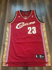 Vintage Adidas LeBron James Cleveland Cavaliers Jersey #23 2XL NWOT