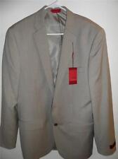 Solid Light Gray Macy's Alfani Slim Fit Mens Sport Suit Coat Jackets SIZES NWT!