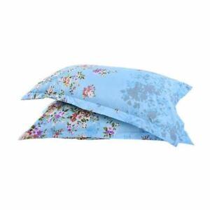 1 Pcs Romantic Bloom Pattern Bed Skirt Matte Non-slip Dust Ruffle Queen Size Bed