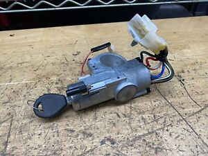 Ignition & Lock Cylinder w/ Key for 95-98 Nissan 240sx S14