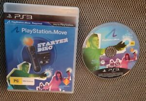 Playstation Move Starter Disc PS3 Playstation 3  Free Postage 🎮