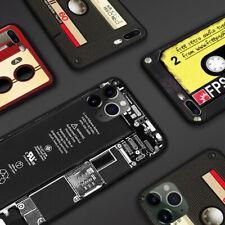 Ultra-delgado Creative 3D Pintado Blando Estuche Cubierta para iPhone 11 Pro Max XS XR 7 8 6