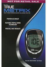 1 Factory Case of 40 True Metrix Blood Glucose Meters NDC: 56151-1474-01
