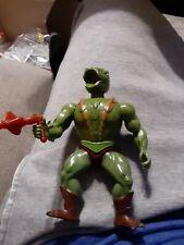 HE MAN KOBRA KAHN 1983 Vintage Action Figure He-Man MOTU  Mattel. RARE