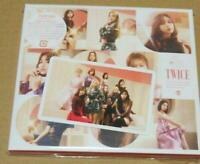 TWICE & TWICE official first press B ver + photocard set