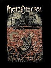 HATE ETERNAL cd lgo THE STYGIAN DEEP Official SHIRT SMALL New infernus
