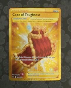 Cape of Toughness - 200/185 - Secret Rare Vivid Voltage Pokemon TCG NM