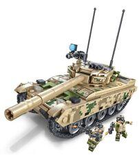 432pcs Sembo Blocks Vt-4 Tank Model Kids Building Toys Bricks Boys Puzzle Gift