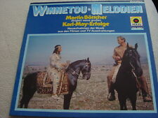 Vinyl12inch Martin Böttcher Winnetou-Melodien German Press 1981