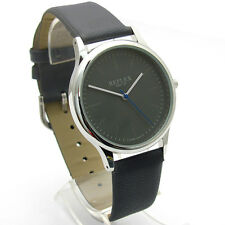 Reflex Smart Men's Gents' Watch Quartz Grey Dial and strap Chrome Case REF0012