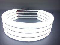 BMW Angel Eye Halo Cotton Light Error Free LED SMD E46 E39 E38 E36 White Xenon