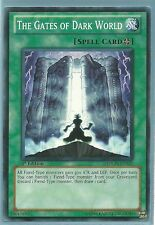 3x Yugioh SDGU-EN023 The Gates of Dark World Common Card