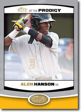2012 Rize Draft Rize of the Prodigy 11 Alen Hanson