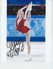 Gracie Gold - FIGURE SKATING SOCHI OLYMPICS - signed 8x10