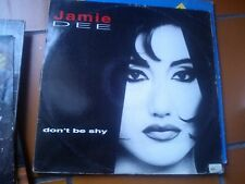"12"" MIX JAMIE DEE ( MARINA REI ) DON'T BE SHY X ENERGY ITALY 1994 EX"