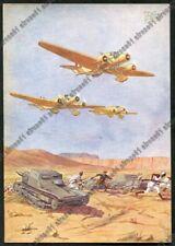 AVIATION AVIAZIONE 120 AEROPLANI SAVOIA MARCHETTI S. 81  AERONAUTICA AEREO A.O.I