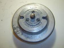 1940 EVINRUDE ZEPHYR MODEL 4359 FLYWHEEL WITH STARTER PULLEY
