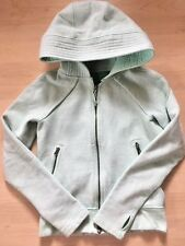 LULULEMON Happy Yin Year Sport Zip Up Sweatshirt Hoodie Jacket Mint Green sz 4