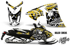 AMR Racing Ski Doo Rev XR GSX Summit Snowmobile Graphic Kit Sled Wrap 2013+ KC Y