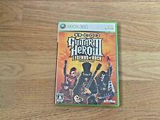 Guitar Hero III Legends of Rock Xbox 360 NTSC-J JP Import