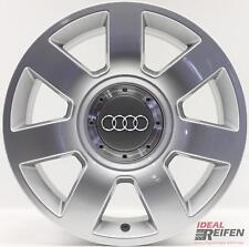 4 Original Audi A8 4E D3 17 Zoll Alufelgen 4E0601025S 8x17 ET43 NEU NEW