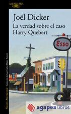 La verdad sobre el caso Harry Quebert. NUEVO. ENVÍO URGENTE (Agapea)