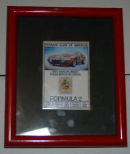 1993 Ferrari Club of America National Meet Pit Pass / Ticket