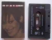 JOAN JETT AND THE BLACKHEARTS - LOVE IS ALL AROUND Cassette Single - Nice!