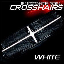 2011-2013 Dodge Durango ORACLE EL Illuminated Grill Crosshairs Insert White