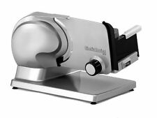 CHEF'S CHOICE Premium Electric FOOD SLICER, 615 Stainless Steel MEAT SLICER
