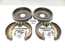 Original BMW 3er E36 Bremstrommel Reparatursatz Bremsbacken hinten 1159486
