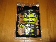 NEW Pirates of the Caribbean Plush Skeleton McDonalds Happy Meal Toy 2006