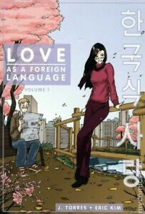 Love as a Foreign Language GN #1-1ST NM 2004 Stock Image