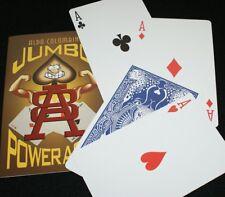 Power Aces (Jumbo) -Aldo Colombini's take on a classic Hofzinzer plot Tmgs