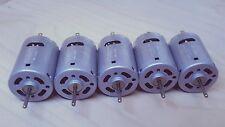 5x Mabuchi RS380-SH-4535 High Speed Motor R/C Model Toys Parts.